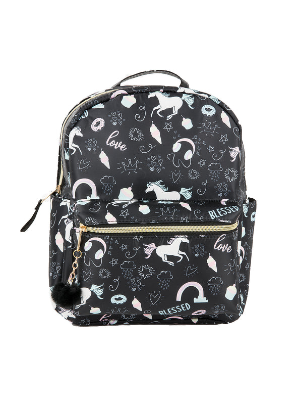 Nylon Backpack - Under1Sky