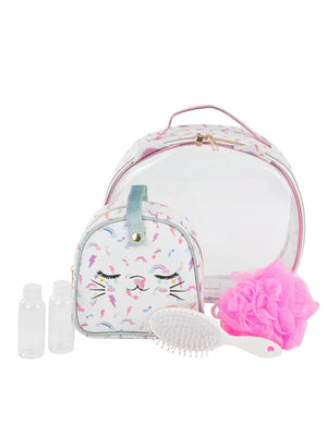 Kitty 6 Piece Brush Set - Under1Sky
