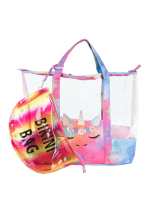Unicorn 6 Piece Tote Set - Under1Sky