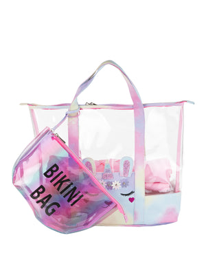 Bunnicorn 6 Piece Tote Set - Under1Sky