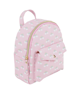 Girls Backpack - Cloudy Rain