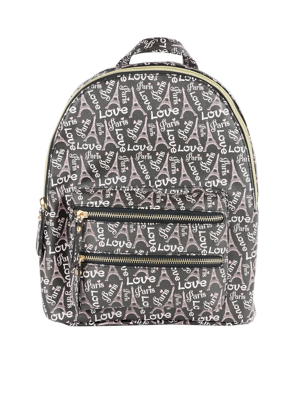 Paris Amour Backpack - Under1Sky