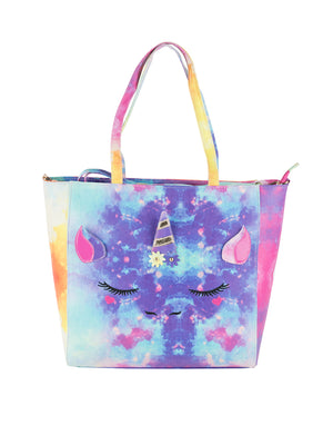 Aurora Unicorn Tote - Under1Sky