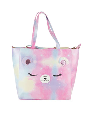Girls Bear Tote