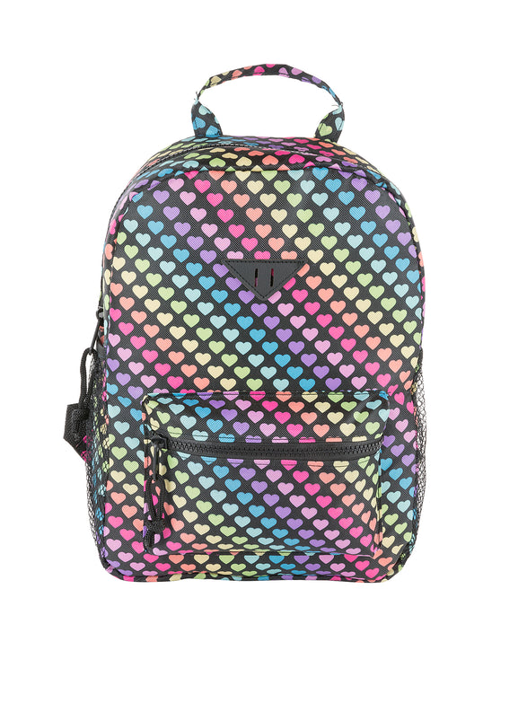 Backpack - Soft Pattern w/ Side Pockets - Under1Sky