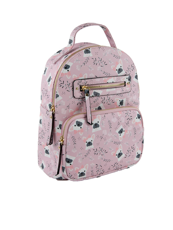 Dog Paris Backpack - Under1Sky