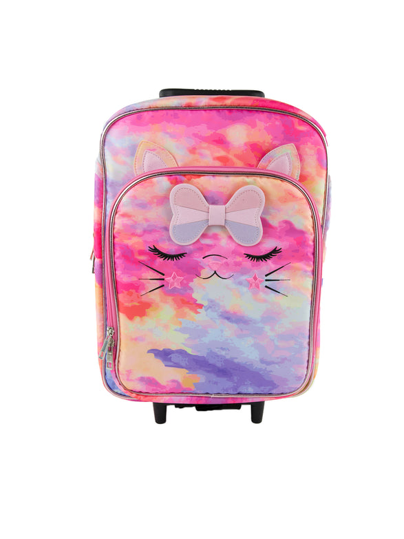 Joline Kitty Rolling Backpack - Under1Sky