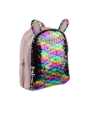 Roxanna Rainbow Bunny Backpack - Under1Sky