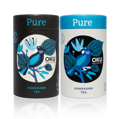 Oku Kawakawa Herbal Tea - Pure