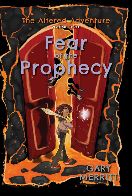 The Altered Adventure Volume 3; Fear of the Prophecy (Fantasy Adventure) - The Altered Adventure, Gizzy Gazza - GizzyGazza, Book - book, the-altered-adventure-volume-3-fear-of-the-prophecy-fa