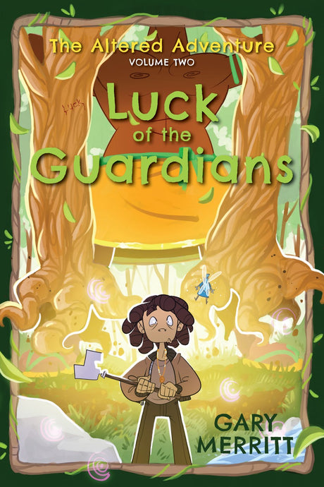 The Altered Adventure Volume 2; Luck of the Guardians (Fantasy Adventure) - The Altered Adventure, Gizzy Gazza - GizzyGazza, Book - book, the-altered-adventure-volume-2-luck-of-the-guardians-