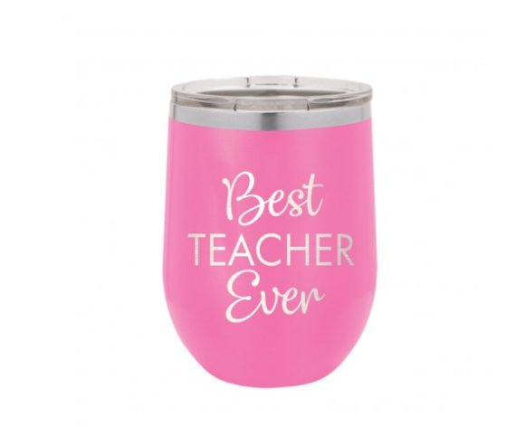 Best Teacher 12oz Insulated Tumbler