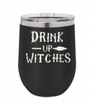 Drink Up Witches 12oz Insulated Tumbler