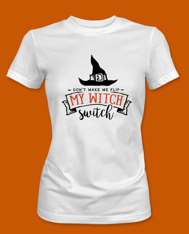 Witch Switch T-Shirt