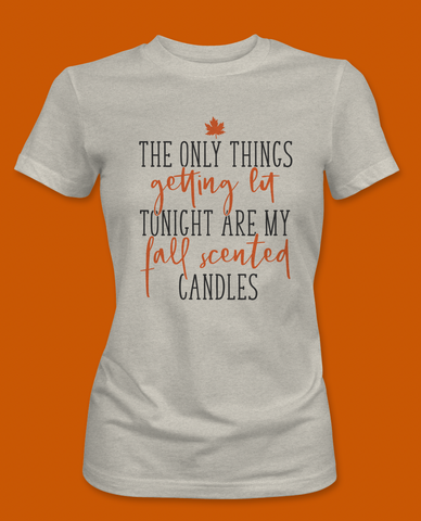 Scented Candles T-Shirt
