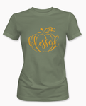 Blessed Orange Pumpkin T-Shirt