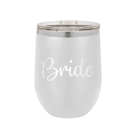 Bride 12oz Insulated Tumbler