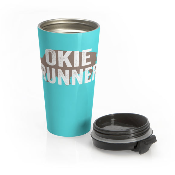 Buffalo Stainless Steel Travel Mug