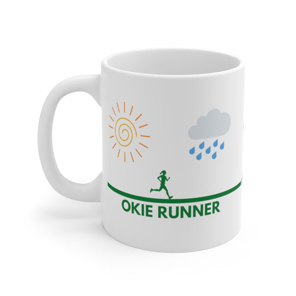 Weather Runner Mug