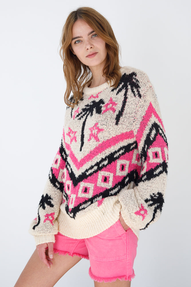 Bonfire Beach Pullover