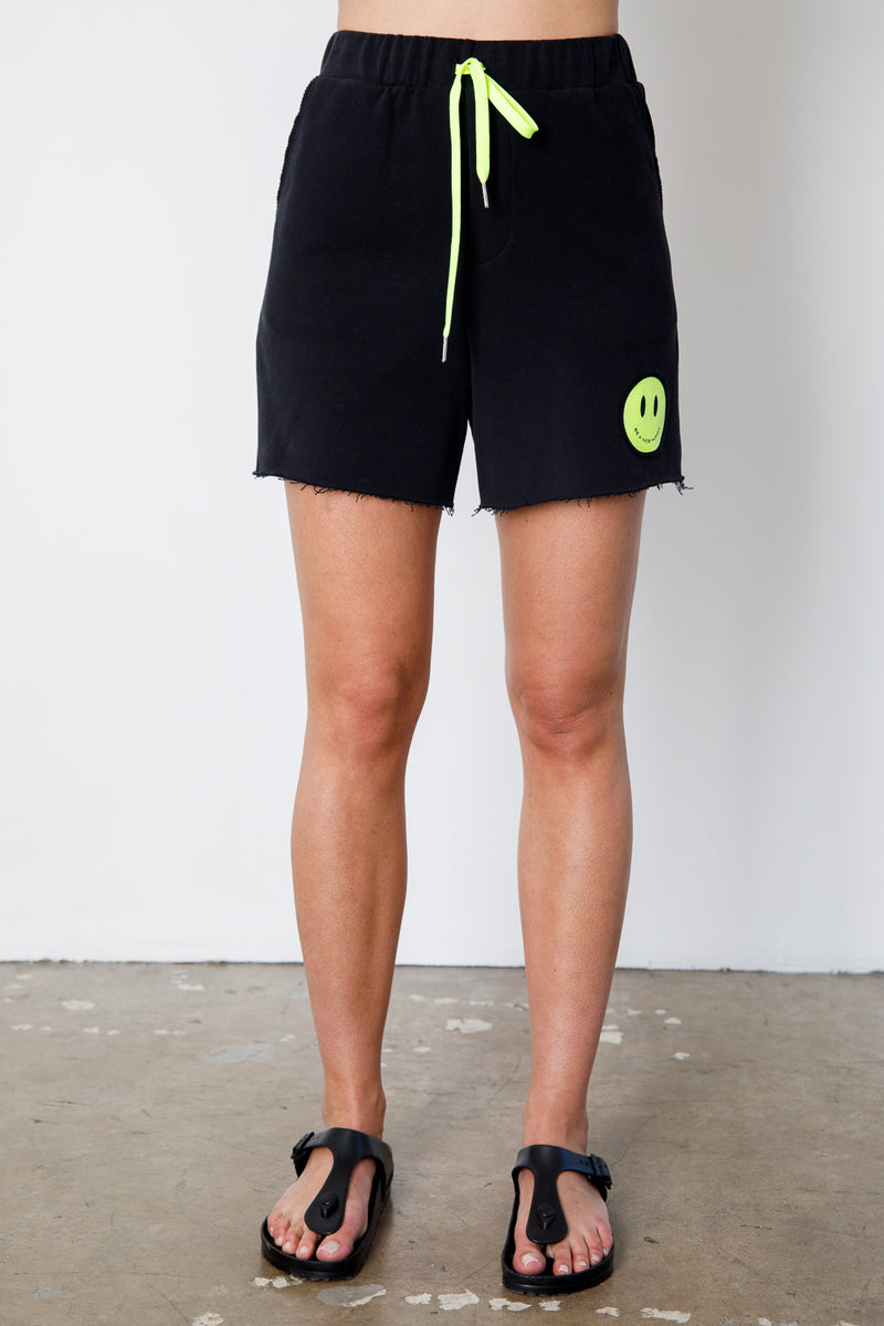 Just Be Nice Sweat Shorts