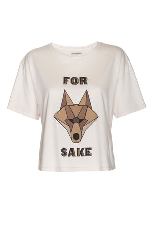 For FOX Sake Tee