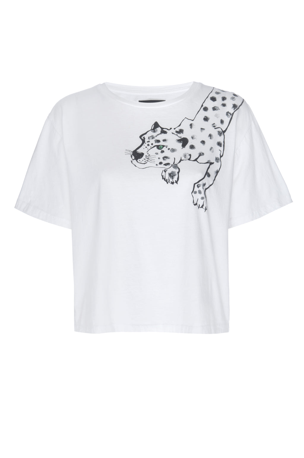Painted Lil' Cheetah Tee