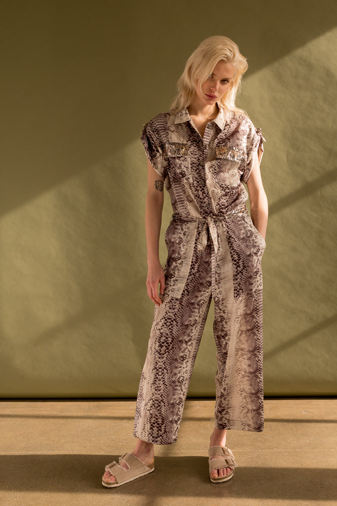 Zeppelin Jumpsuit