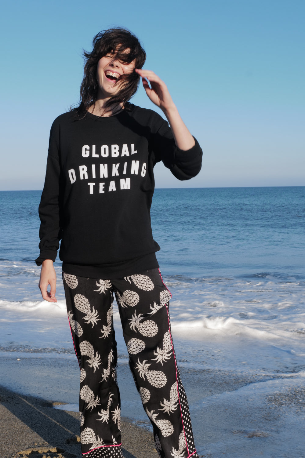 Global Drinking Team Sweatshirt
