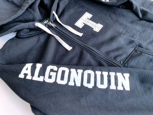 Womens Algonquin Full Zip Hoody