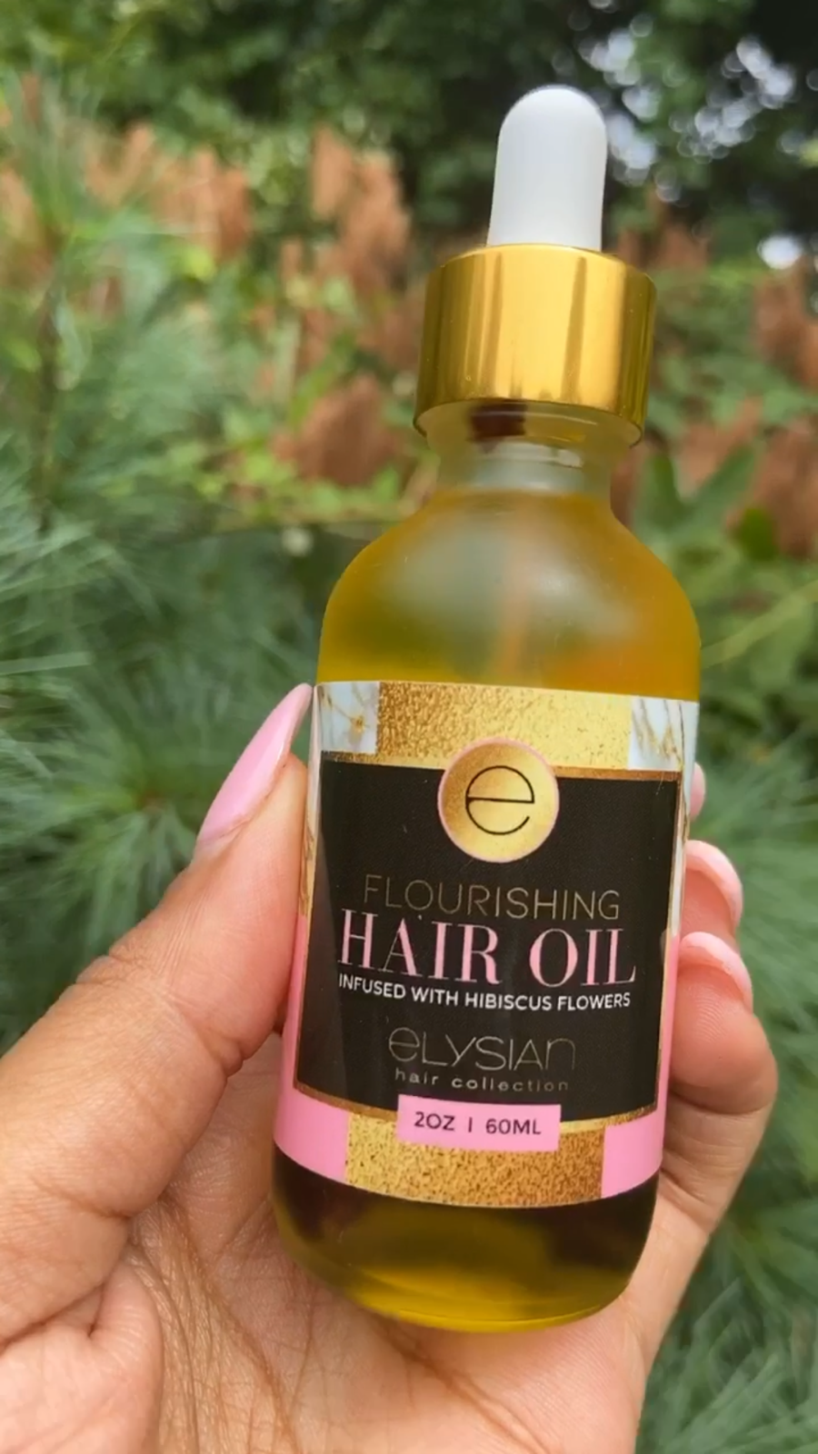 Flourishing Hair Oil-hausofelysian.com
