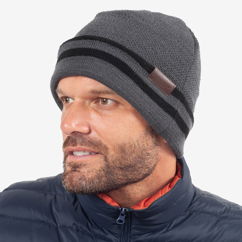 Bonnet Classic All Blacks - Gris