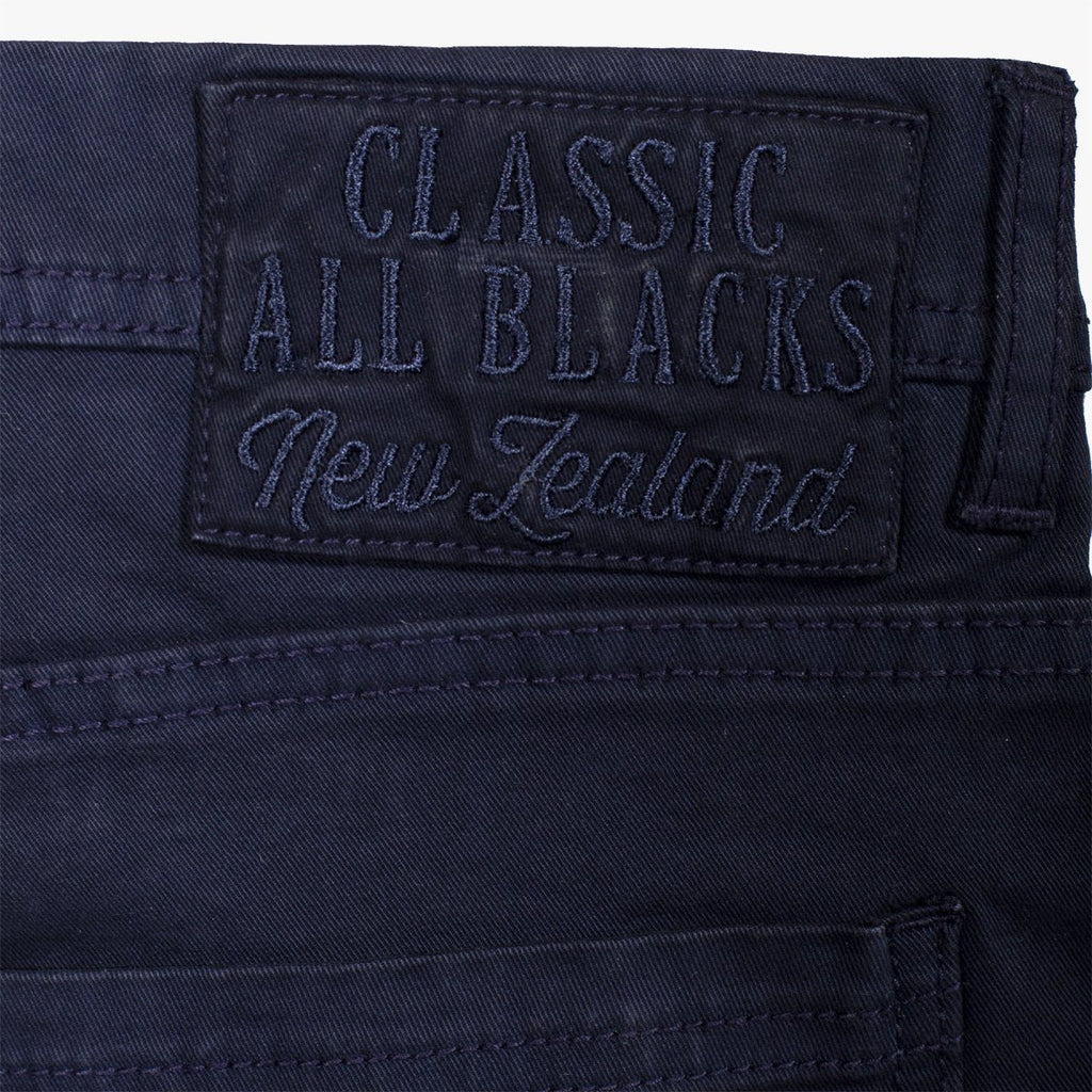 Bermuda New Zealand - Bleu Marine - Classic All Blacks