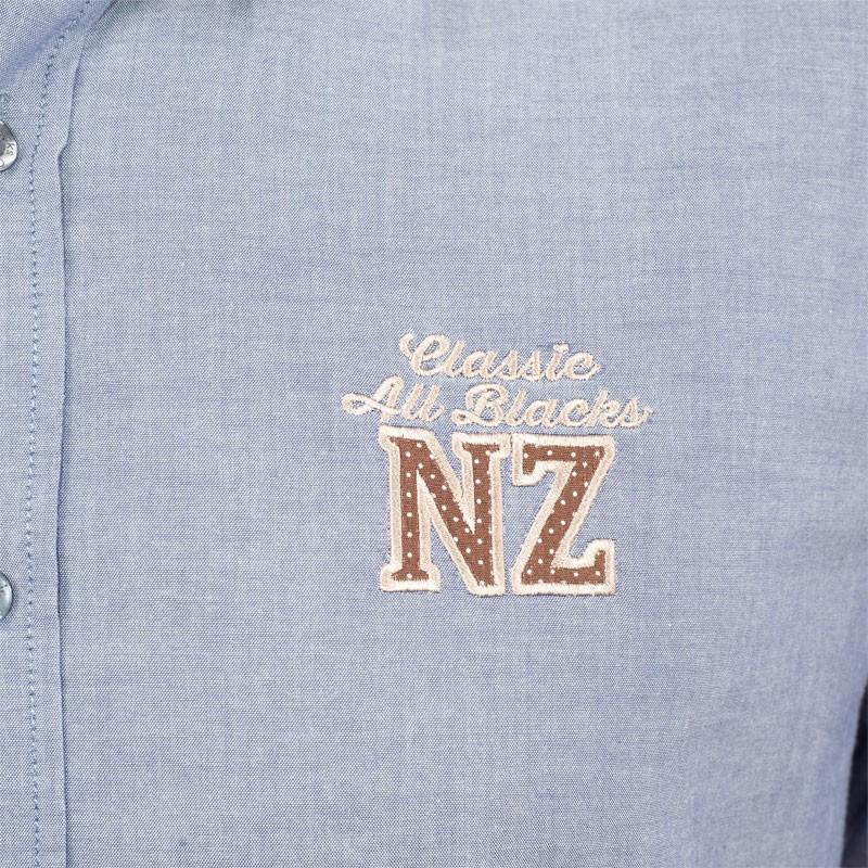 Chemise Chambray 1884 New Zealand - Classic All Blacks