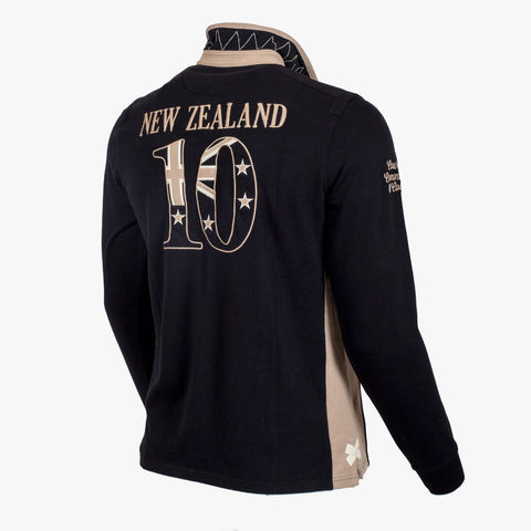 Polo Rugby NZ - Classic All Blacks