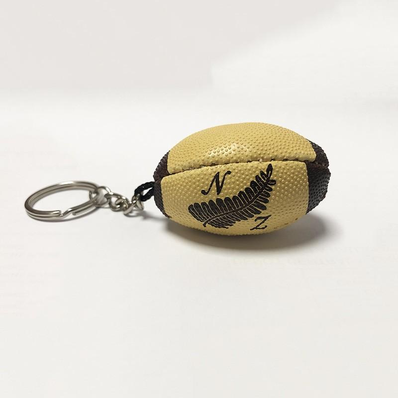 Porte Clé Ballon - Classic All Blacks