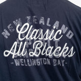 T-Shirt Wellington Bay - Bleu Marine - Classic All Blacks