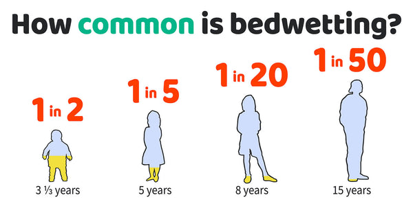 Why Is My Child Bedwetting At Age 5, 6, 7 Or 8  Dri -2670