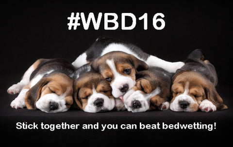 World Bedwetting Day 2016