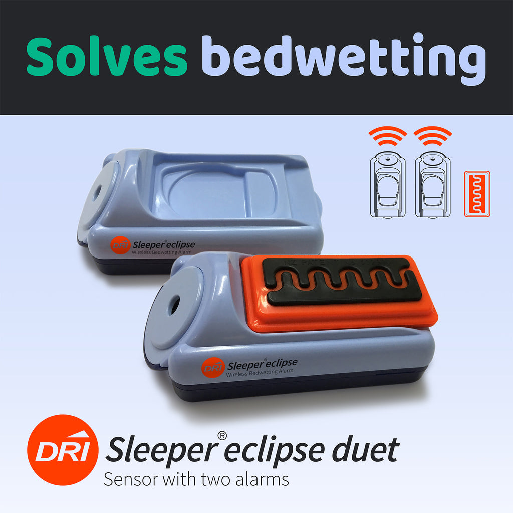 DRI Sleeper eclipse duet - sensor with two alarms