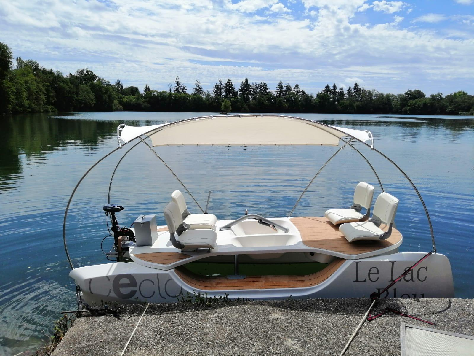 E-CATAMARAN CECLO - CECLO Easy - The Canoe Alternative