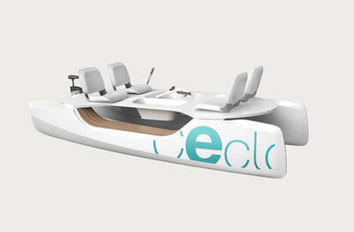 E-CATAMARAN CECLO - - CECLO - Easy - Cart