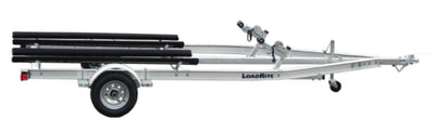 KHAP Supplier - LOADRIGHT -E-Catamaran Aluminum Trailer W Torsion Axles