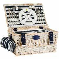 KHAP Supplier - Picnic - Marine Picnic Hamper For 4 People