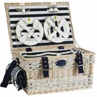 KHAP Supplier - Picnic - Marine Picnic Hamper For 6 People