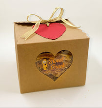 Load image into Gallery viewer, Valentine's Day Peanut Brittle Special (1lb)