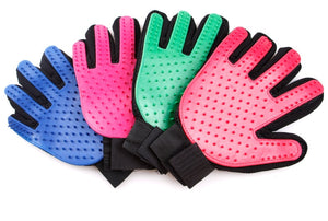 Pet Hair Removal Glove Comb