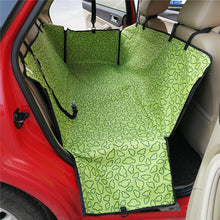 Load image into Gallery viewer, Waterproof Pet Hammock w/Cushion Protector - Back Seat Pet Cover Carrier