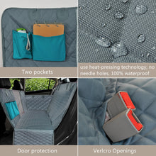 Load image into Gallery viewer, Pro Waterproof Pet Hammock w/Built-in Pockets