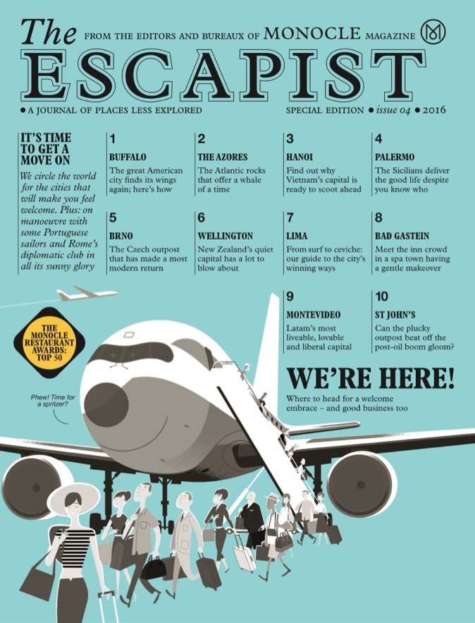 The Escapist Special Edition 4 2016 cover